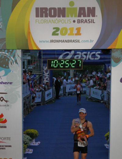 IM Brazil finish