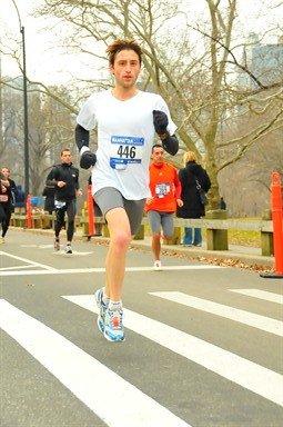 Manhattan Half-Marathon 2010