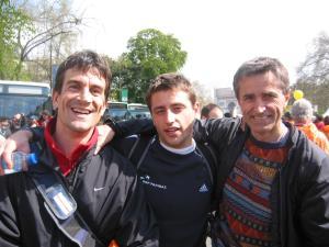 Marathon Paris 2005