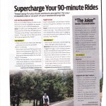 Supercharge your 90-mn bike rides
