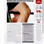 Bike: banish pain around your kneecap